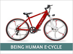 Being-Human-eCycle