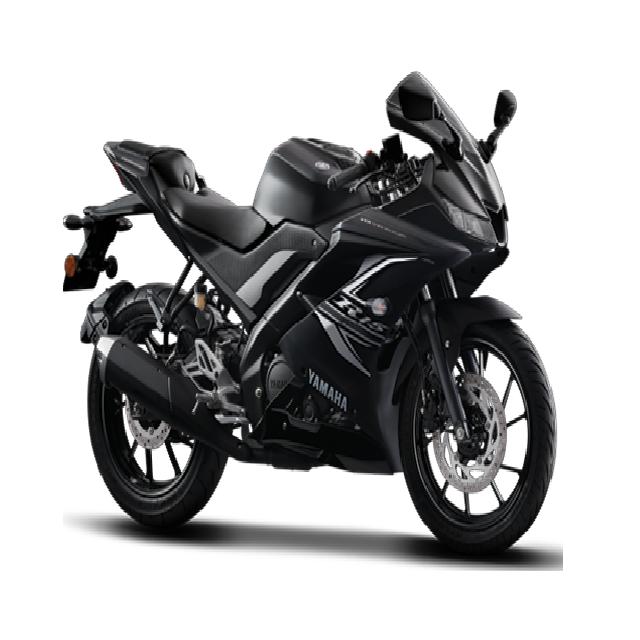 R15 V3 ABS Black