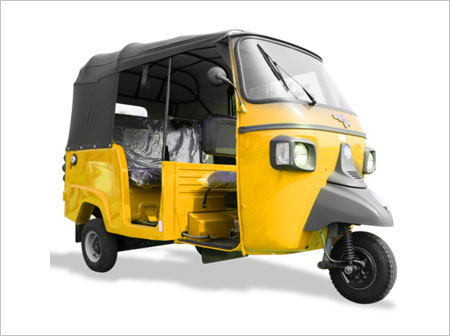 Piaggio-Three-Wheeler