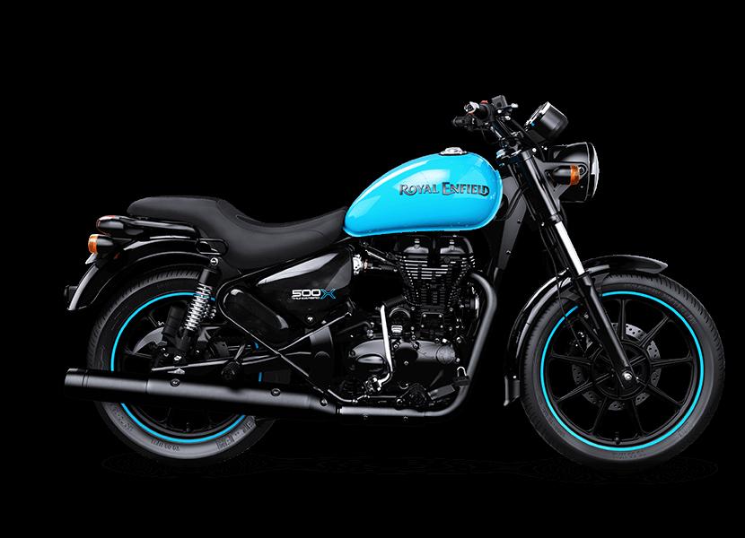 TB X 500 blue